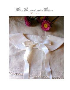 PDF - 5 sizes - Toddler Peter Pan Collar PATTERN - 12- 18mo-24-2t - 3t - 4t - 5t. $5.00, via Etsy.