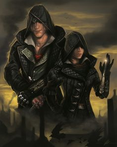 AC Syndicate by jodeee.deviantart.com on @DeviantArt