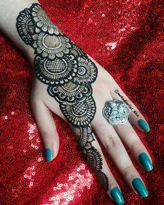 Modern Henna Designs, Latest Bridal Mehndi Designs, Henna Art Designs, Mehndi Designs For Girls, Mehndi Designs For Beginners, Dulhan Mehndi Designs, Mehndi Design Photos, Wedding Mehndi Designs, Mehndi Designs For Fingers
