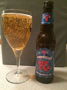 Victory Brewing: 20th Anniversary Experimental IPA