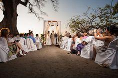 Beach Ceremony in Guanacaste, Costa Rica - Riu Guanacaste - Destination Wedding - Wedding by RIU