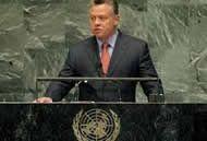 La primavera árabe no culminará hasta paz Israel-palestinos, según rey Abdalá