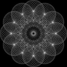 sacred chaos and divine proportion Spirit Science, Science Art, Euclid Geometry, Chaos Tattoo, Divine Proportion, Flower Of Life, Sacred Art, Psychedelic Art, Op Art