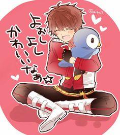 Anime Couples Cuddling, Manga Cute, Ensemble Stars, Some Girls, Cute Couples, Fan Art, Awakening, Boys, Electric