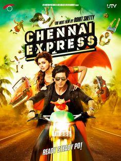 Ver Chennai Express película completa sub español gratis y descarga películas hindú subtituladas en español.