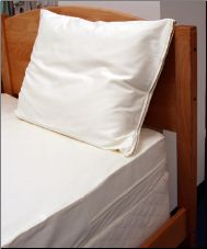 USA Made Organic Cotton Dust Mite Mattress Covers, Non Toxic, Allergy Free,