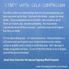 Start with self-compassion April Quotes, Here's The Thing, What Works, Self Compassion, Spiritual Gangster, Timeline Photos, Spirituality, Facebook, Spiritual