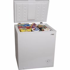 Apartment Size Freezer Chest | Shopping Cart | Pinterest | Freezer