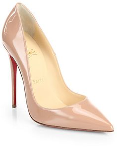 Christian Louboutin So Kate Patent Leather Pumps (30% off)