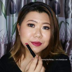 Odessa Matte Lipstick - 708 Elegance #MatteLipstick