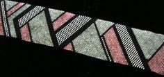 Search Light Art Deco Bracelet********************************************