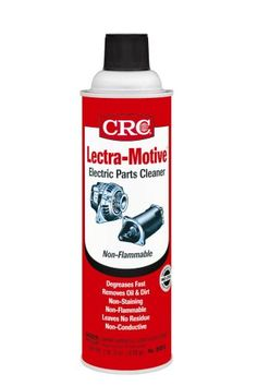 CRC 05018 Lectra-Motive Electronic Parts Cleaner - 19 Wt Oz.