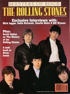 Scarce  Masters of Rock The Rolling Stones by ShopHereVintage