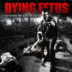 Sony Music Entertainment Dying Fetus - Descend Into Depravity (Vinyl) Top Albums, Death Metal, Vinyl, Metal Bands, How To Know, Rock Music, Music Artists, Album Covers, The Past