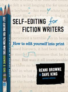 An excellent book for writers looking to edit and revise their work.