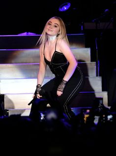 Sabrina Carpenter - Performing Live at House of Blues in Anaheim 07/19/2017
