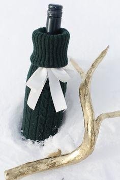 Snowy Wedding Inspiration from Dallas Curow