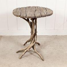 Faux Bois Vine Table | Treillage