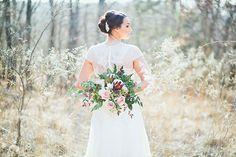 Winter bridals at The Grove! Ian McKenyon Photography #TheGroveTX #AubreyTX #NorthTexasBride #OutdoorCeremony #OutdoorWedding #WeddingPhotography #BridalPortraits #WinterWedding