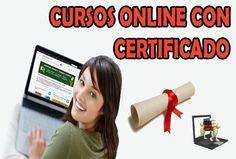 Cursos online con certificado
