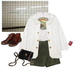 subway station blues by s-hayla on Polyvore