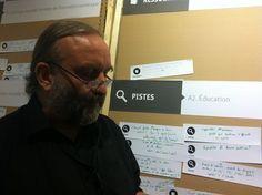 """[HYPhD à Paris] Thierry Viéville  """" Les chercheurs devraient consacrer une journée/an à de la médiation scientifique"""""""