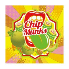 Chip Munks Aroma  Big Mouth #aroma #bigmouth #teufelsdampfde