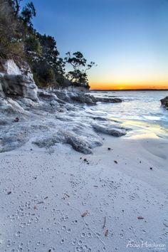 Jervis Bay - Australia - photo by Andy Hutchinson