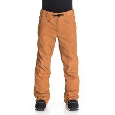 84201c2365 DC Relay Mens Pant 2015 2016 (Cathay Spice) Snow Pants Men s Pants at Denver