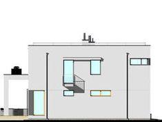 DOM.PL™ - Projekt domu ED E-137 CE - DOM ED1-37 - gotowy koszt budowy Floor Plans, Floor Plan Drawing, House Floor Plans