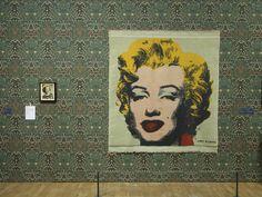 Love is Enough: William Morris & Andy Warhol - Modern Art Oxford