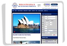Sana Teja Tour Travel  Sana Teja Tour Travel & Trading Pte Ltd is a travel agency in #Singapore. The website is implemented with content management system. The user is able to update the website on the backend system.
