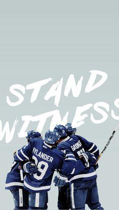 ✨☾☯ //pinterest: selinaa//☯☽ ✨ Toronto Maple Leafs Wallpaper, Wallpaper Toronto, Hockey Baby, Ice Hockey, Hockey Games, Hockey Players, William Nylander, Mitch Marner, Maple Leafs Hockey