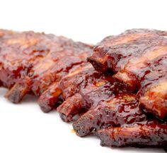 La Cuisine de Bernard : Travers de Porc Grillés Sauce Barbecue