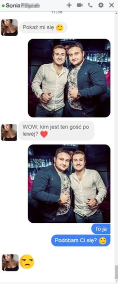 22 rozmowy facebookowe i smsowe, które cię rozbawią – Demotywatory.pl Funny Sms, Funny Messages, Heart Touching Shayari, Best Memes, Funny Pictures, Lol, Cute, Humor, Fanny Pics