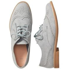 Gap Women Perforated Oxfords