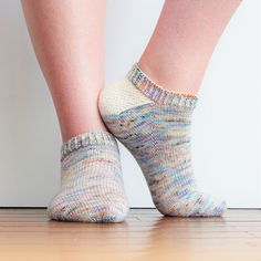 Ravelry: Day Off Socks pattern by Jessica Gore