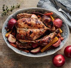 Siideribroileri | Kana | Soppa365 Turkey, Meat, Recipes, Food, Turkey Country, Eten, Recipies, Ripped Recipes, Recipe
