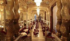 Un paseo por los 20 mejores cafés del mundo // Apuntando los de Budapest, Viena y Praga! :D