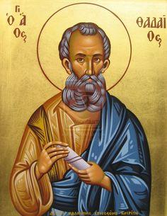 saint Thaddeus by teopa