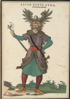 [Ensemble de gravures de costumes de Turquie du XVIe siècle] : [estampe] Auteur : Amman, Jost (1539-1591). Graveur Auteur : Bruyn, Abraham de (1540-1587). Graveur Date d'édition : 1577 Sujet : Costume -- Turquie