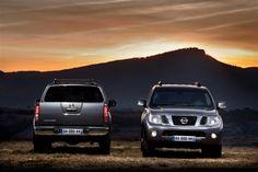 Nissan Navara and Pathfinder