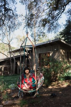 Urban Outfitters - Blog - About A Space: Bohemian Hideaway in Topanga Canyon