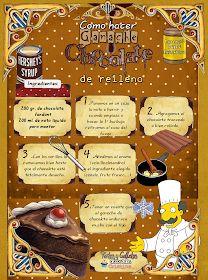 Tartas, Galletas Decoradas y Cupcakes: Paso a Paso Bakery Recipes, My Recipes, Sweet Recipes, Favorite Recipes, Chocolates, Delicious Desserts, Yummy Food, Icing Recipe, Frosting Recipes