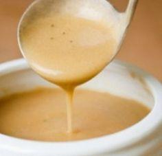 Recette : Sauce succulente pour dinde ou poulet.