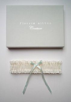 Sweet Pins | Wedding Garters | Bridal Accessories