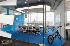 Adidas HQ Office, Shanghai, China large sport design company