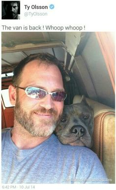Ty Olsson - Supernatural  #Benny... Pittie!!! I knew I loved him for a reason!!!!!