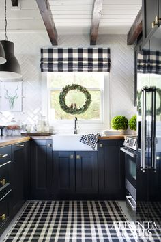 Christmas, Cabin-Style   Atlanta Homes & Lifestyles
