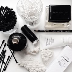 Because your makeup counter should look as good as you. Source unknown.